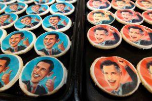 Romney, Obama dejarán sus ataques... por unas horas [Video]