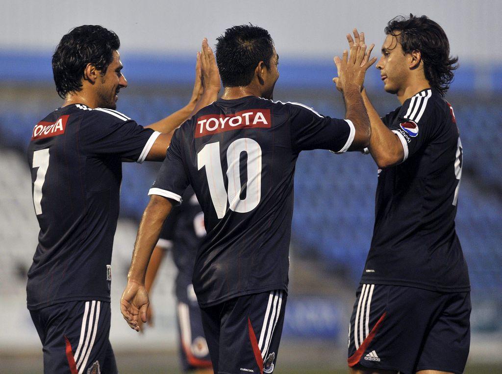 Omar Arellano afirma muy confiado que Chivas tiene plantel para liguilla y Concacaf.