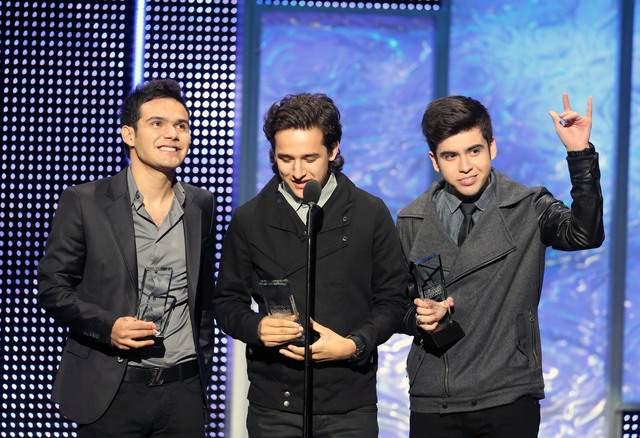 Los integrantes de 3BallMTY se llevaron nueve de las 12 nominaciones en las que estaban considerados.
