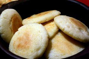 Arepas de queso colombianas: Deliciosa receta