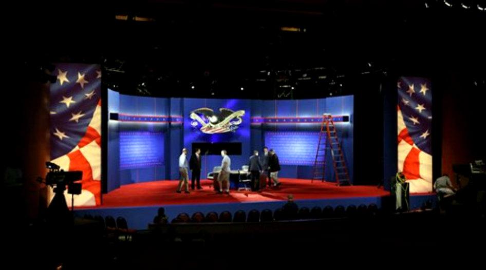 Hoy será el último debate de la campaña electoral entre Obama y Romney.