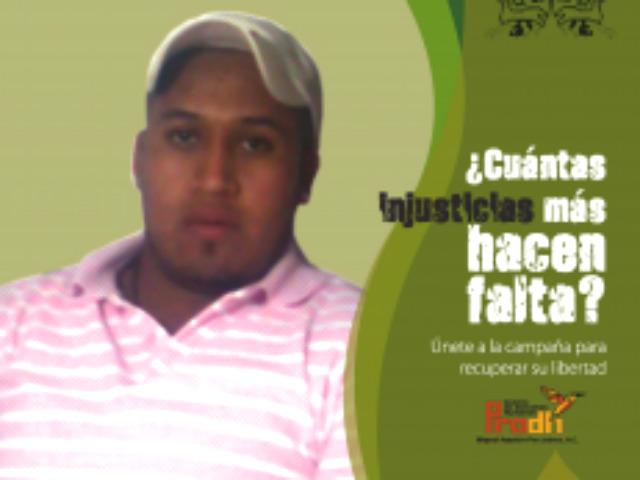 """El caso se remonta a 2007, cuando Sánchez Ramírez, que era conductor de taxi, fue """"detenido arbitrariamente"""" por policías del Estado de México que """"le sembraron unas armas"""" en su vehículo."""