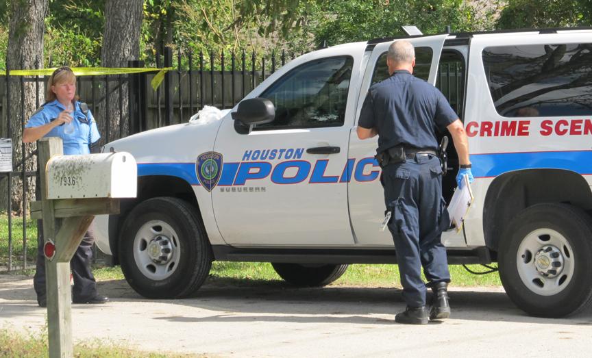 La Policía investiga un asesinato en Acres Homes, en el norte de Houston.