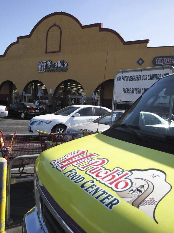 Tienda Mi Pueblo en Oakland.