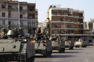 Instauran calma sobre el Líbano Ejército libanés contiene la violencia aunque Trípoli sigue tensa