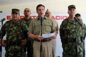Colombia ha incautado más droga que en 2011