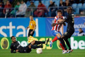 Atlético de Madrid, a un paso de avanzar en Europa League (Fotos)