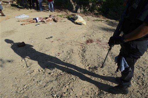 Suman ocho los ejecutados en el Estado de México