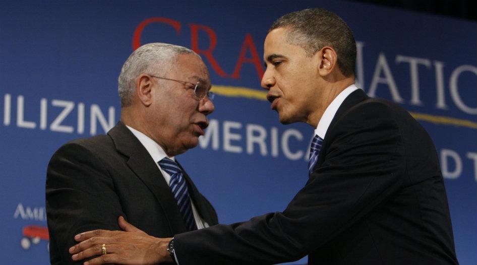 Colin Powell dice que votará por Obama [Video]