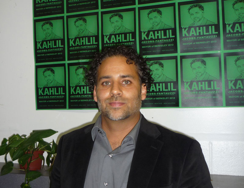 Candidato latino para alcalde de Berkeley