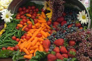 Verduras y frutas de temporada: las mejores y más saludables (fotos)