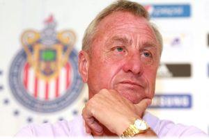 Cruyff abre puertas de Chivas a naturalizados