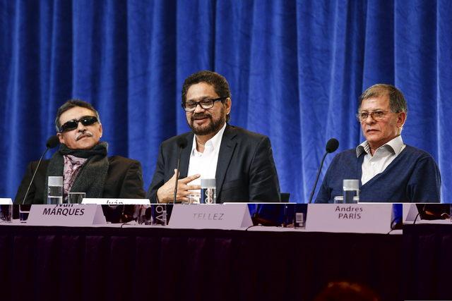 FARC dice no llevar agendas ocultas a CubaCuba: FARC aseguran no tenar agendas ocultas