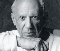Exponen al   niño Picasso