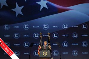 Latinos usan el voto útil para apoyar a Obama