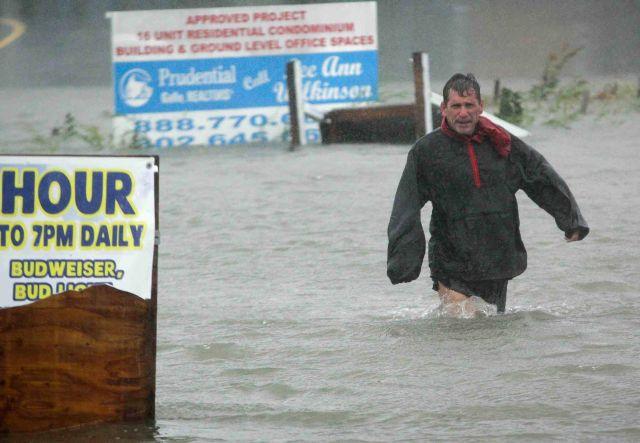Huracán Sandy: Obama declara el estado de emergencia en Delaware