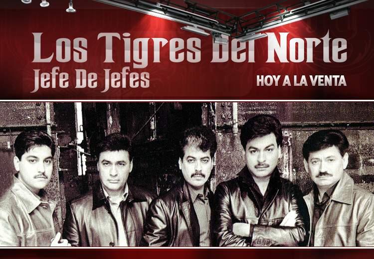 """Los Tigres del Norte sacan """"Jefe de Jefes"""" (Video)"""