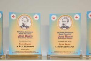 La Raza gana cuatro premios de periodismo