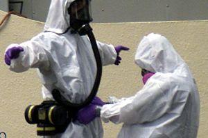 Sustancia peligrosa provoca evacuación en Nuevo México (mapa)
