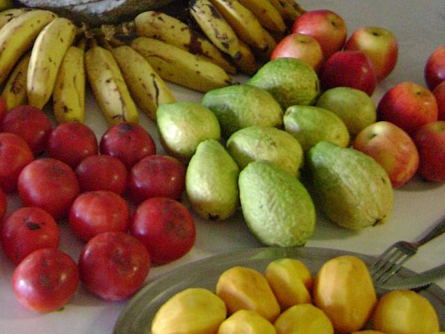 Frutas de temporada, la mejor opción