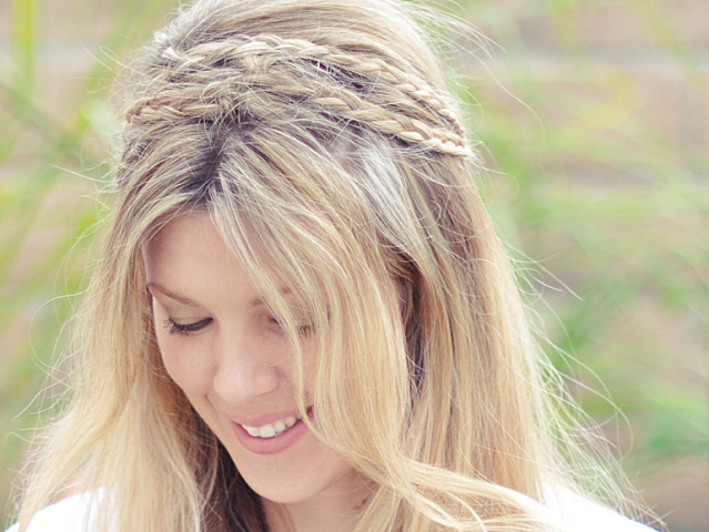 Los peinados para el otoño, románticos y elegantes