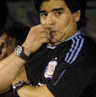 Descartan a Maradona para dirigir a Blackburn Rovers