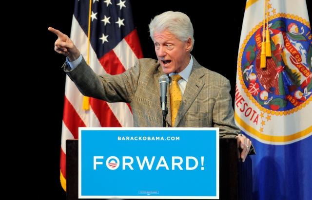 Clinton al rescate de Obama