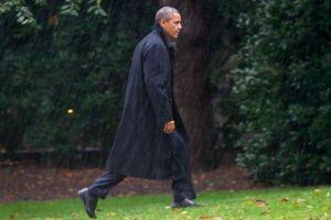 Obama reanudará su campaña el jueves [Fotos]