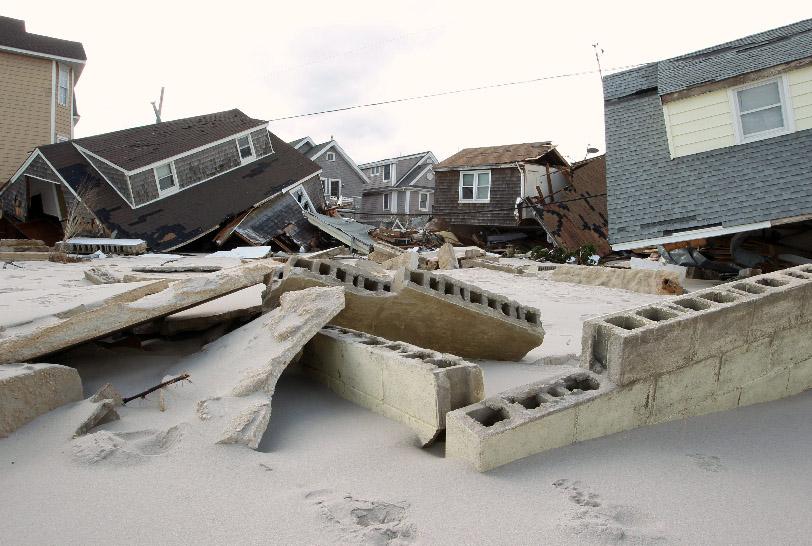 Cifra de muertos por Sandy asciende a al menos 76
