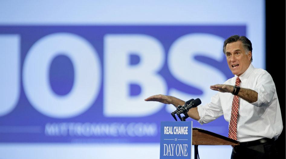 Romney: 'Obama no entiende nada de negocios' [Video]