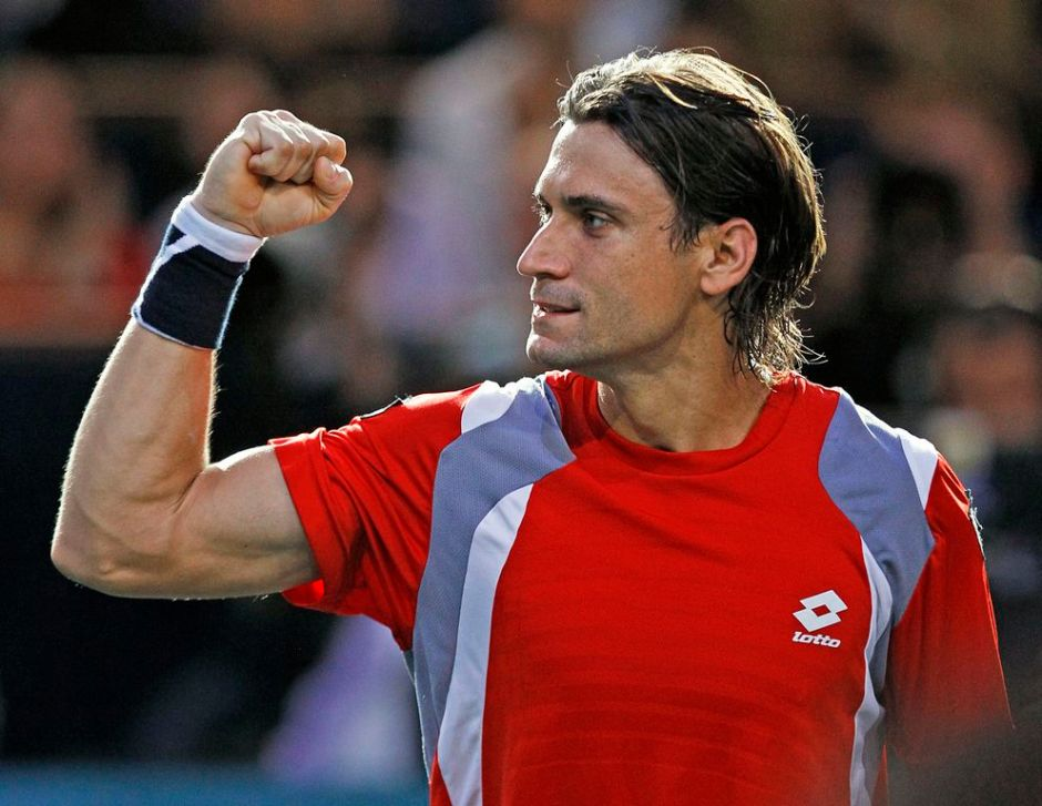 Avanza David Ferrer a semifinales del Masters de París