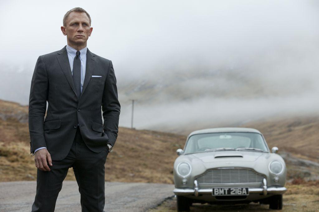 Daniel Craig quiere extender contrato como James Bond (Fotos)