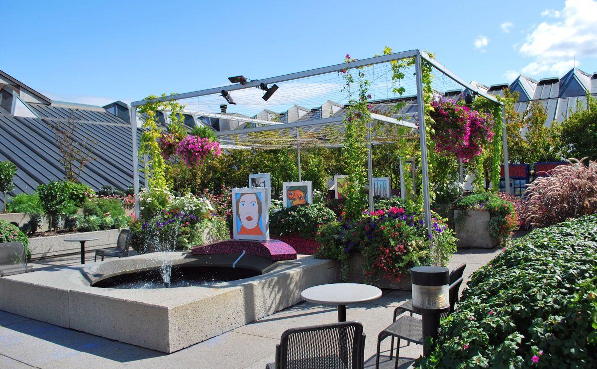 Easy rooftop garden ideas