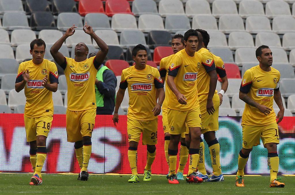 América vapuleó 4-0 a Pachuca con tres goles del ecuatoriano Christian Benítez