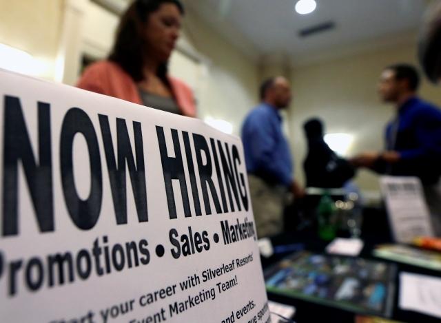 EEUU agrega 171 mil nuevos empleos