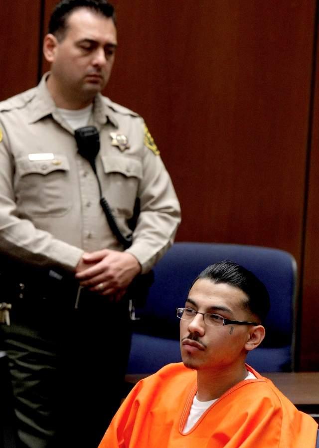 Pandillero es  sentenciado