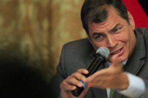 Rafael Correa denuncia supuesta operación de la CIA contra Ecuador (video)