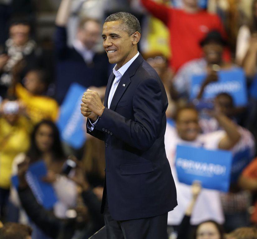 Obama aventaja a Romney en Colegio Electoral (Video)