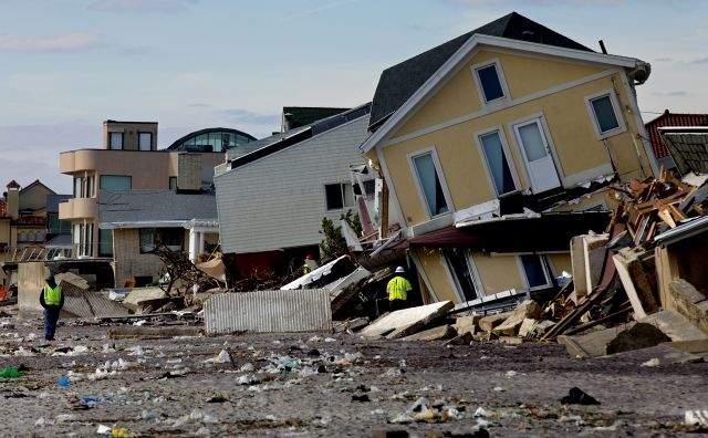 Preparan plan para recuperación de vivienda en NY (Fotos)