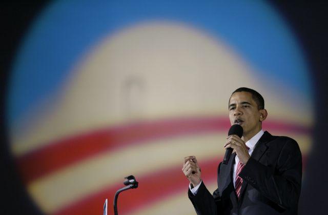 Obama cierra campaña en Iowa [Fotos]