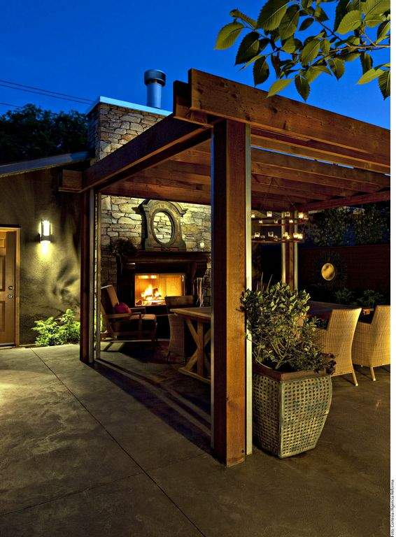 Tips para calentar tu jardín en invierno