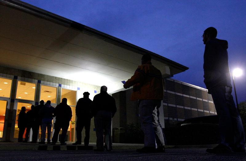 Ya abrieron todos los centros de votación