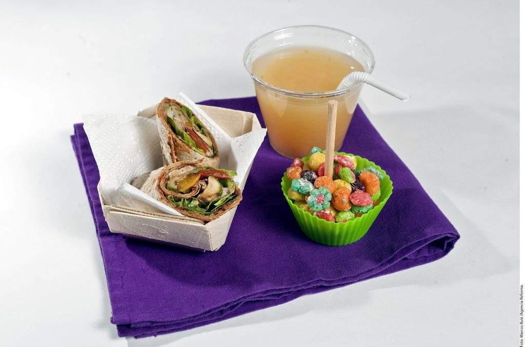Prepara un lunch nutritivo para cada gusto (fotos)