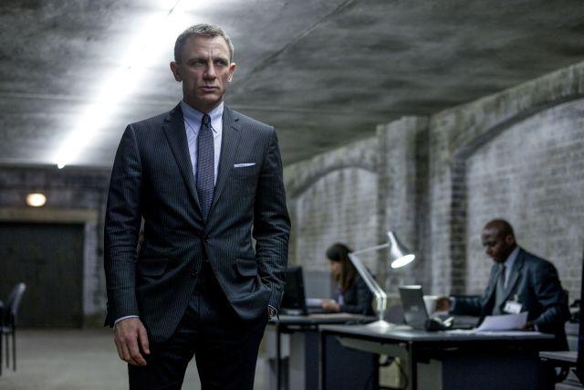 'Skyfall' el mejor Bond de la historia (Fotos y video)