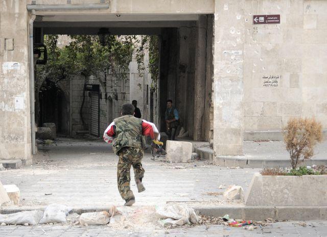Arrecian combates en Siria cerca de frontera con Turquía (fotos)