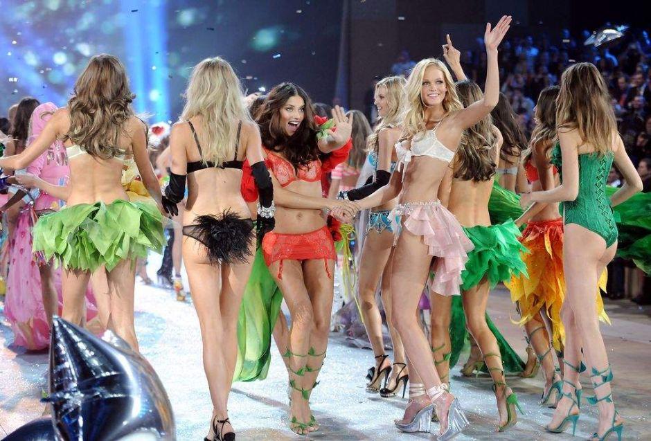 Secretos de belleza de los ángeles de Victoria's Secret (fotos)