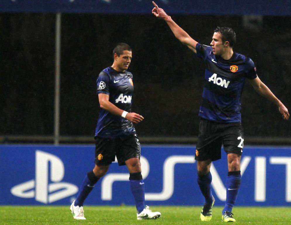 El Manchester United se juega el liderato ante Aston Villa