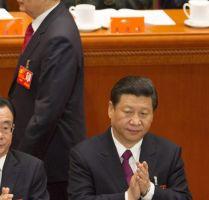 En China ven  sucesión tras  bambalinas