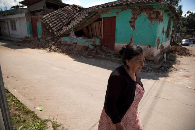 Dirige ayuda a Guatemala