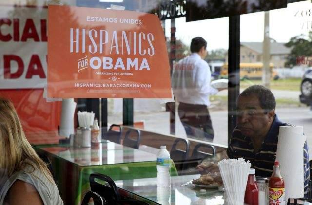 Cubanoamericanos de Florida respaldaron a Obama